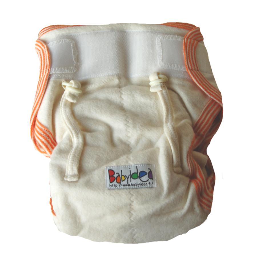 Laine 100% mérinos Ancienne Collection HEMP HOUR EXTRA VELCRO – couche lavables en coton bio et chanvre fermeture velcro