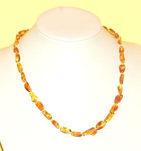 Coup de coeur Colliers d'ambre PETITS GALETS