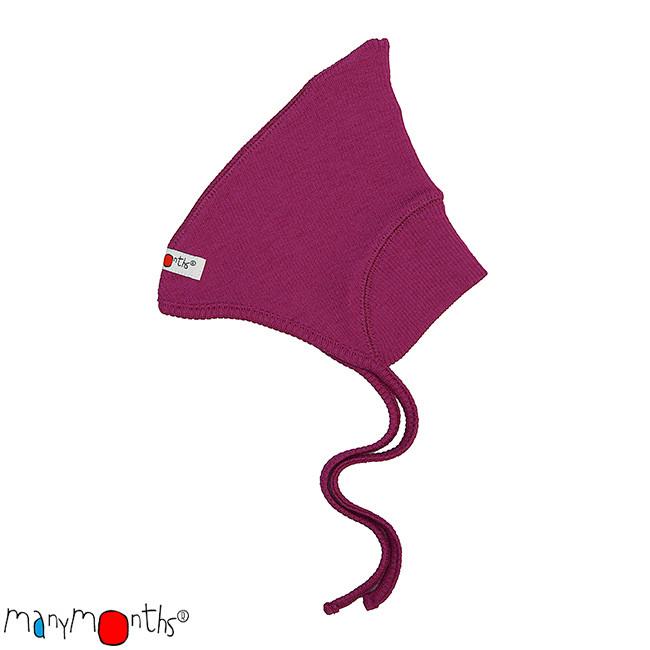 Racine MANYMONTHS – PIXIE HAT – bonnet nourrisson en pure laine mérinos
