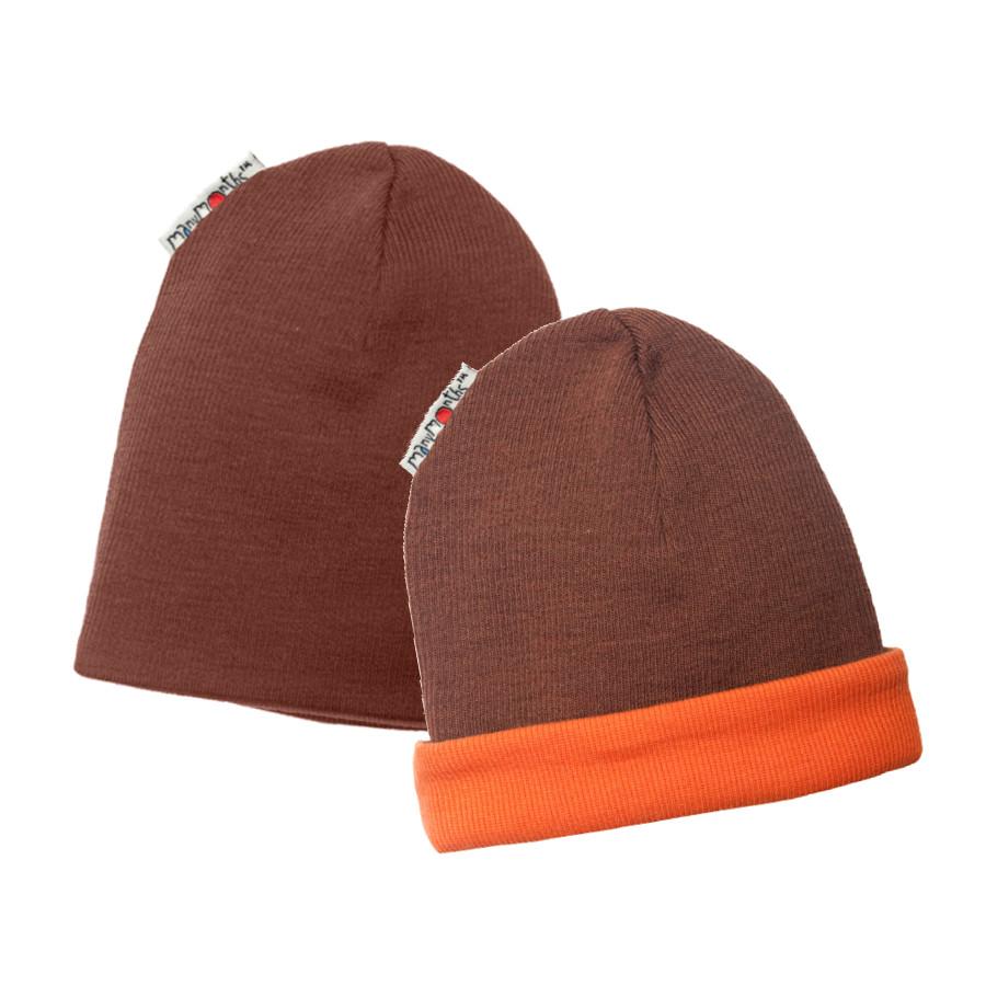 Bonnets hivers MANYMONTHS - BEANIE - Bonnet reversible