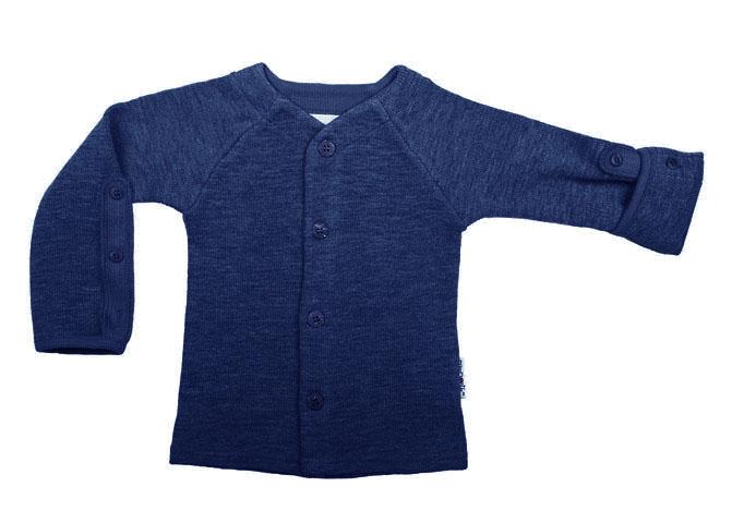 Racine MANYMONTHS – GILET en pure laine mérinos présentant un défaut