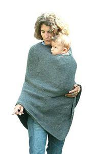 Vestes et manteaux MaM MAMAPONCHO