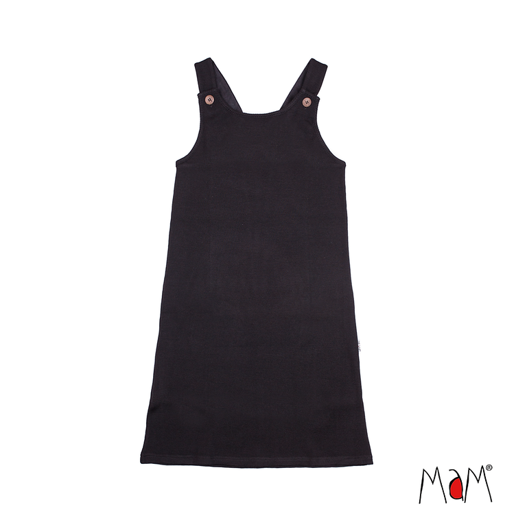 Vêtements MaM - MaD Laine MaM 2019/20Natural Woollies – Robe de matenité /Allaitement en laine mérinos