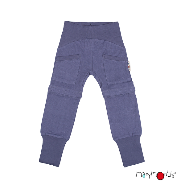 Shorts, shortys, longies, leggings, collants, salopette Eté 2020 - Pantalon/short Yoga Trousers ajustable et évolutif (Disponible fin mai, début juin)