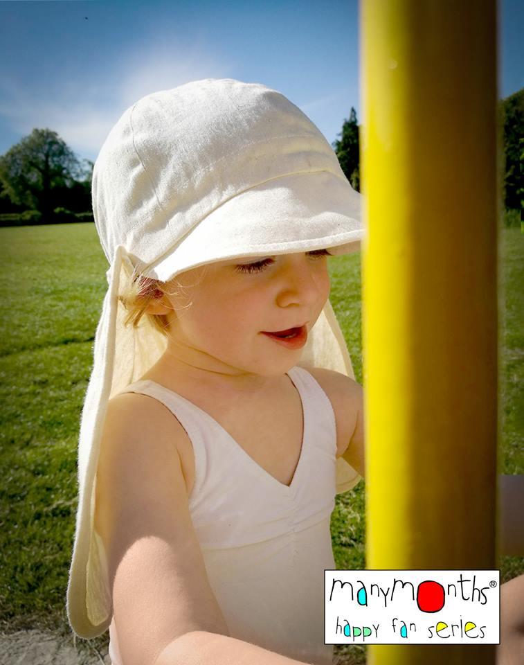 Chapeaux été Été 2020 - Casquette de soleil ajustable