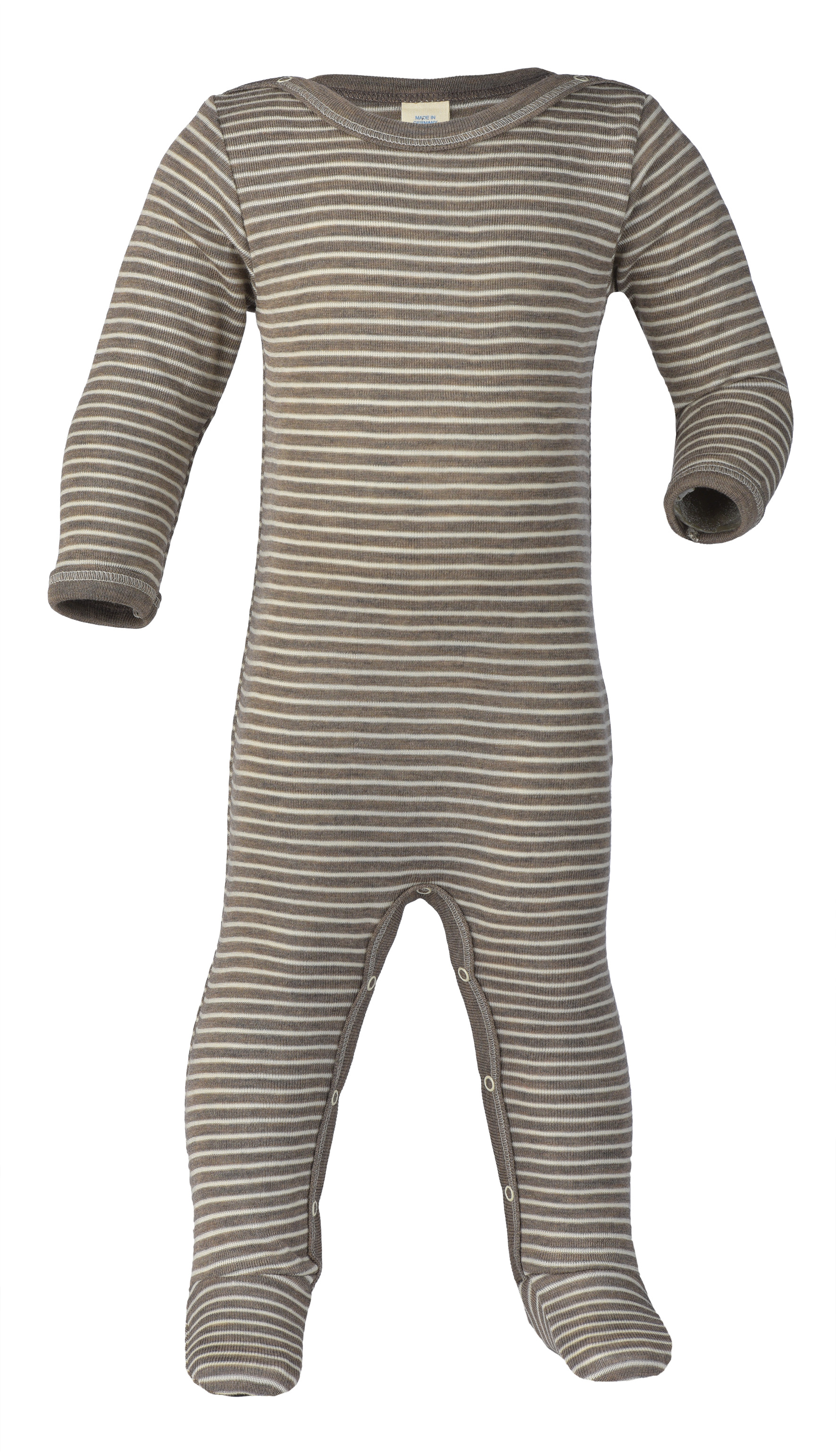 ENGEL Natur (sous-vetements en laine et soie ou 100% laine mérinos) ENGEL Nouveauté - Combinaison ou pyjama en laine et soie (50/92)
