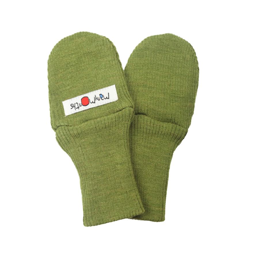 Laine Bio Ancienne Collection MANYMONTHS – MOUFLES en pure laine mérinos