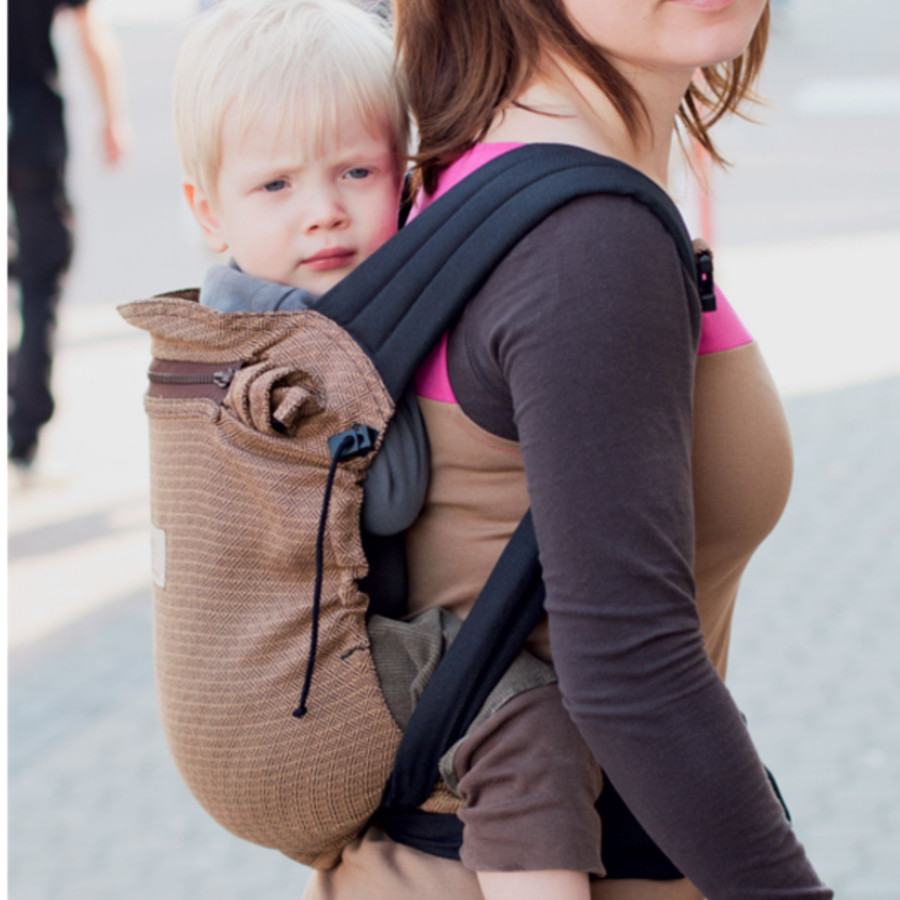 Col de portage BabyCarrier STORCHENWIEGE