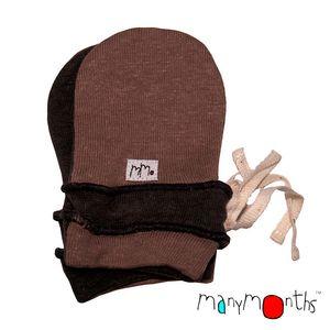 Destockage ManyMonths HEMP Vogue – MOUFLES pour bébé en chanvre/coton