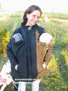 Vestes et manteaux MaM Suse's Kindercoat Deluxe