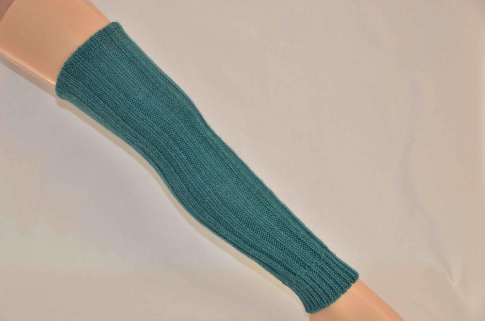 Chaussons en cuir souples, chaussettes, guêtres, jambières Hirsch 2019 - Guêtres Jambière adultes 100% pure laine mérinos bio