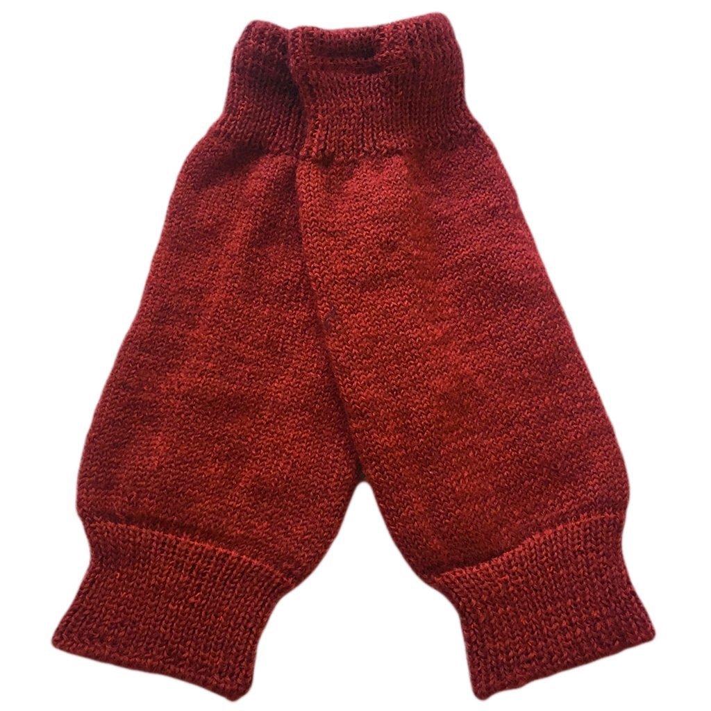 Racine Hirsch 2019 - Jambières- Protège-genoux en laine bio