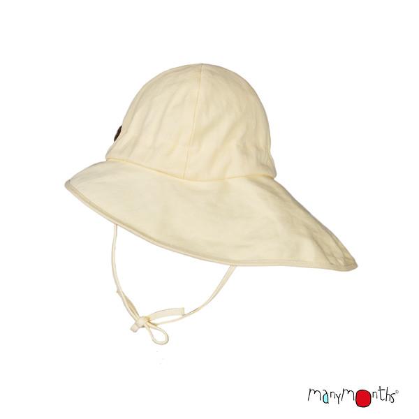 Eté 2020 - Chanvre et coton bio Été 2020 - Chapeau de soleil Ajustable Summer Hat Original (plus épais)