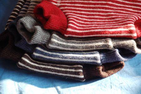 Racine STORCHENKINDER Culottes d'entrainement en laine