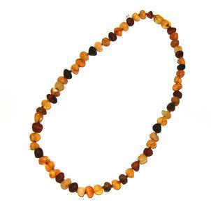 Bijoux en Ambre Colliers d'ambre BAROQUE