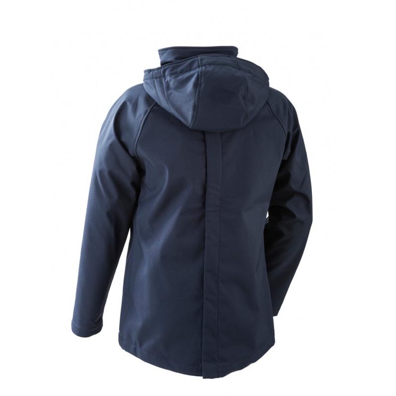 Vestes et manteaux MAMALILA outdoor MAMALILA - Veste de portage Outdoor Homme - Softshell Bleu Marine