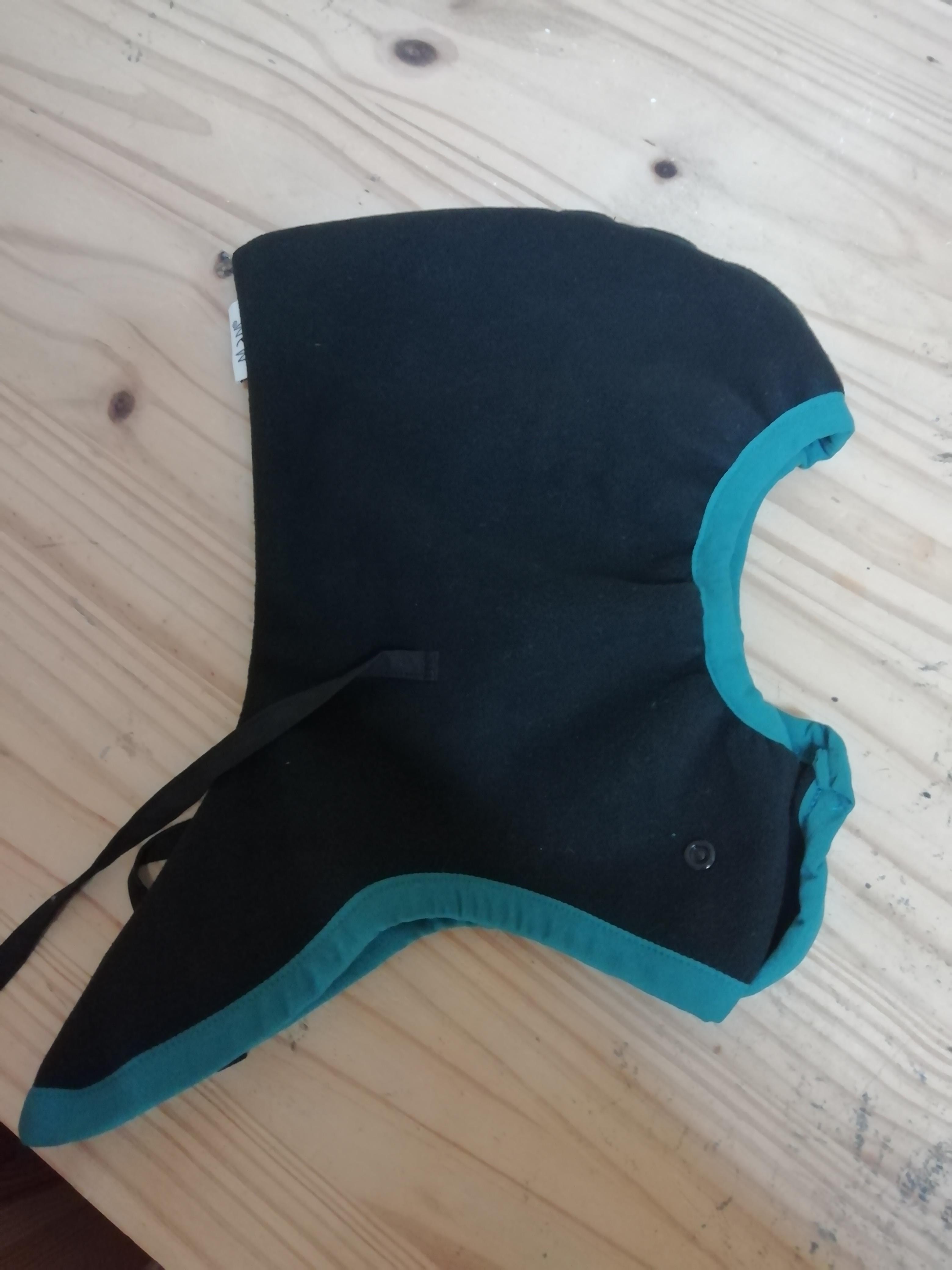 Bonnet de portage MaM Pixie Elephant Hood ajustable
