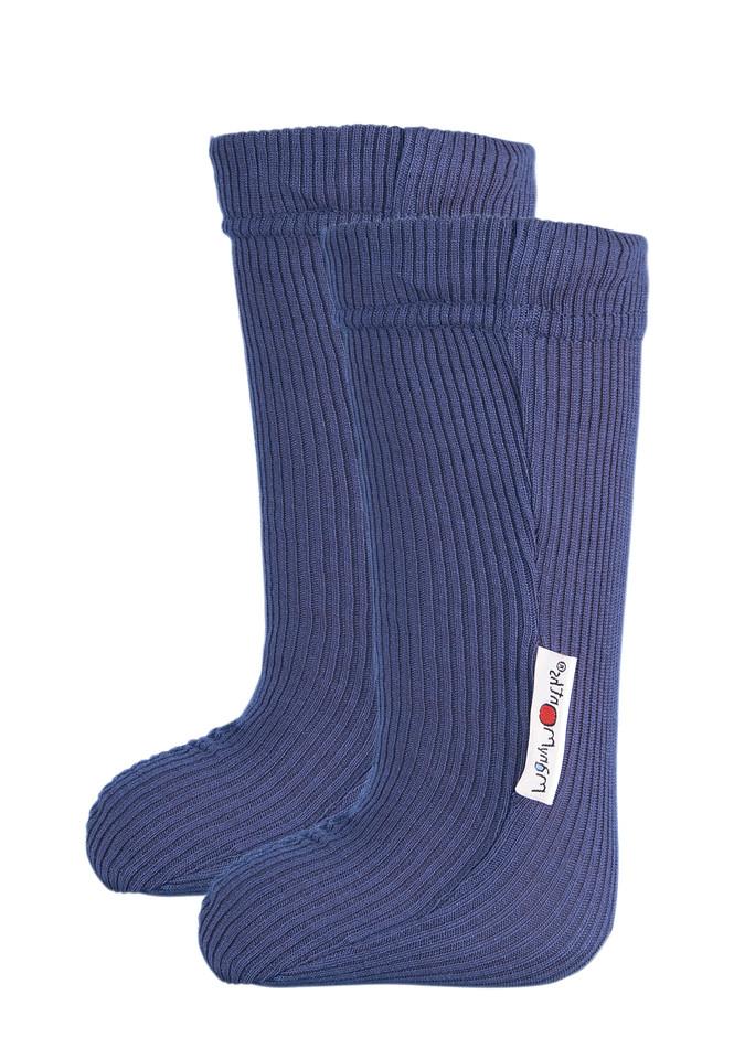 Laine 100% Mérinos 2019-2020 MANYMONTHS 2019/20 – Long Tubes Booties Chaussons/chaussettes de portages ajustables en laine