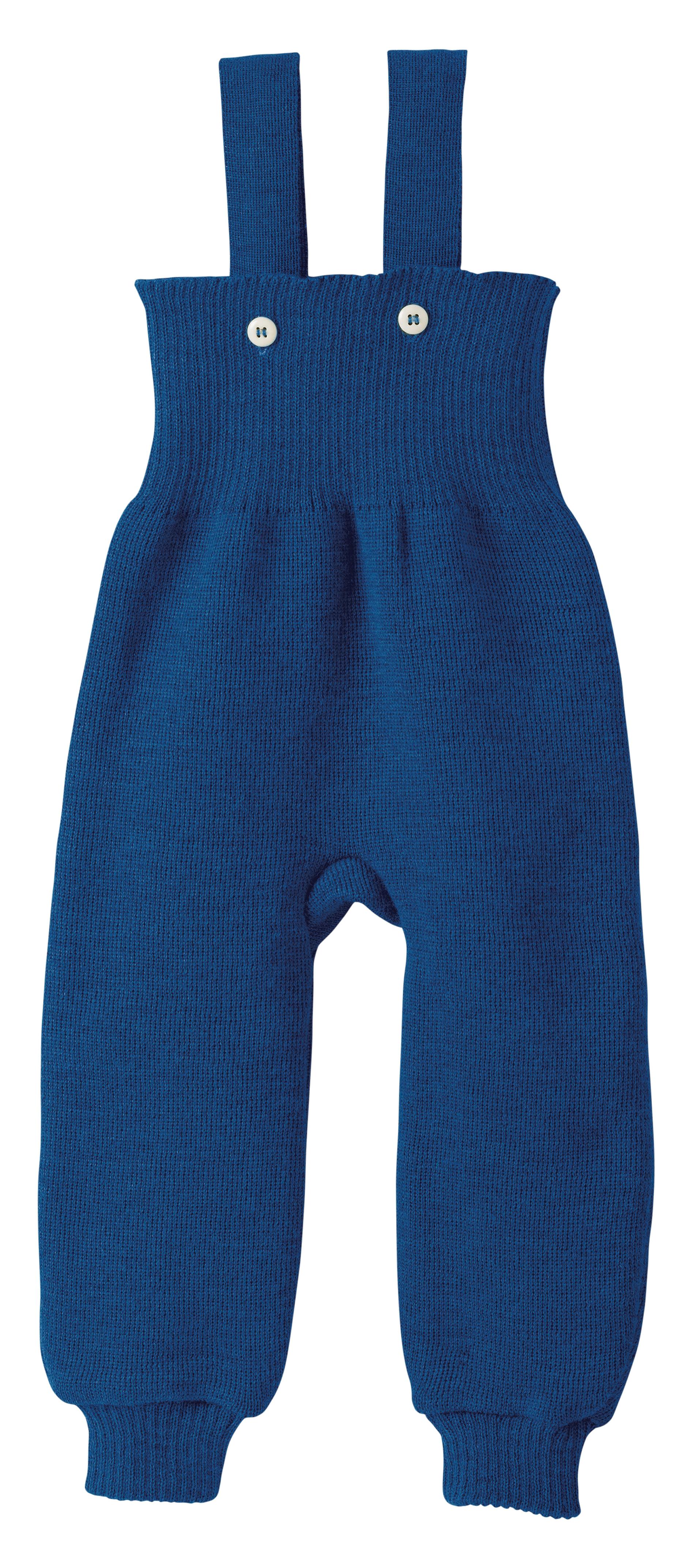En préparation Disana 21 - Salopette bébé - 100% pure laine mérinos tricotée