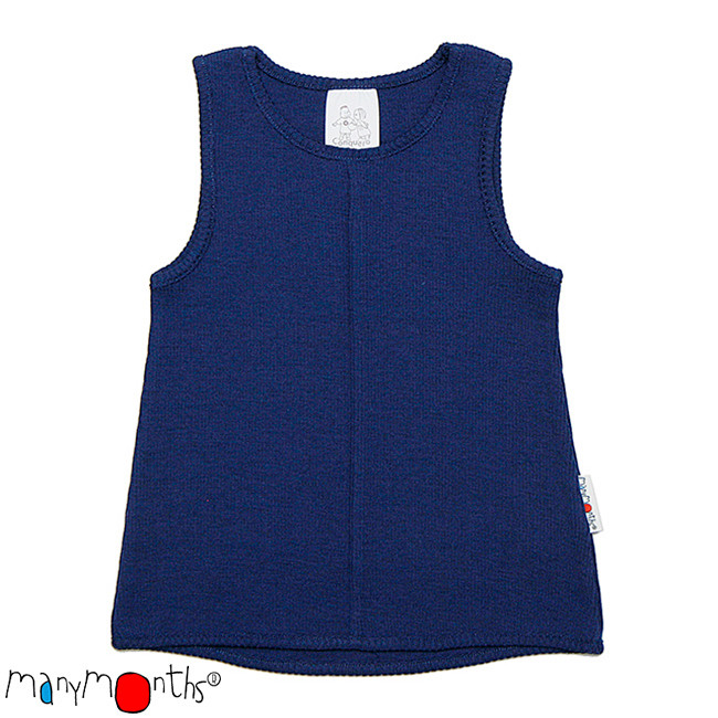 Débardeurs, T-shirts, pulls, gilets, multicapes et bodys MANYMONTHS – THERMAL UNDER/OVER TOP