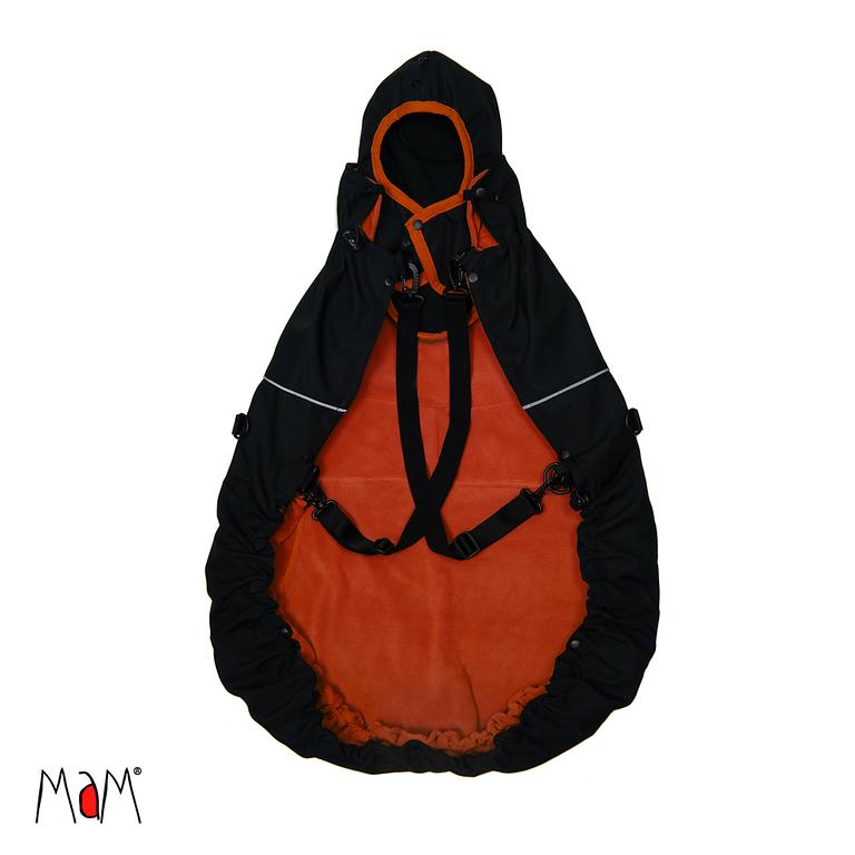 Couvertures de Portage MaM All Season Combo Flex Cover - Couverture de portage évolutive 3 en 1 (couleurs) -  La plus complète