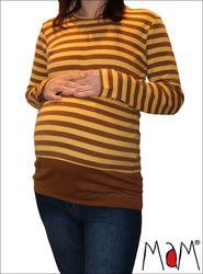 Racine MaM MULTITUBE coton – Bandeau de grossesse et top d'allaitement