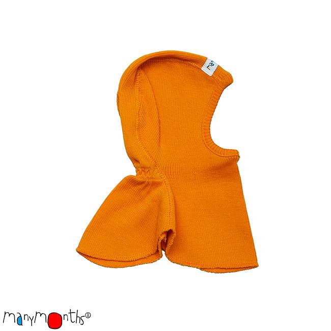 Bonnets hivers MANYMONTHS - CAGOULE (bonnet éléphant) en pure laine mérinos