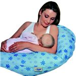THERALINE ORIGINAL - Le grand coussin d'allaitement et de maternité